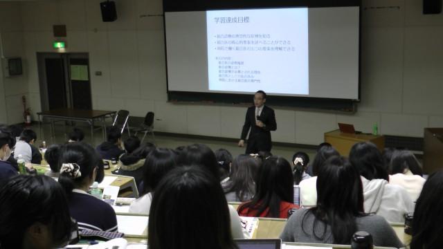 福島県立医科大学5年生講義 写真1