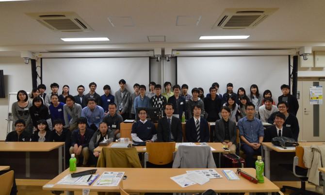 Resident15卒業記念イベント 写真1