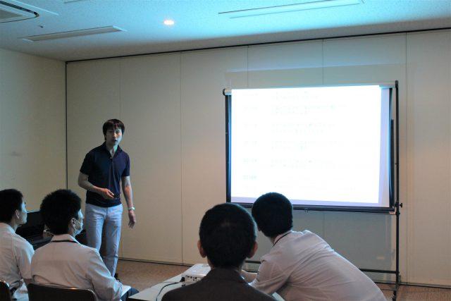 高田俊彦先生講演会 写真1